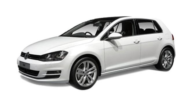 VW Golf 7 Manual