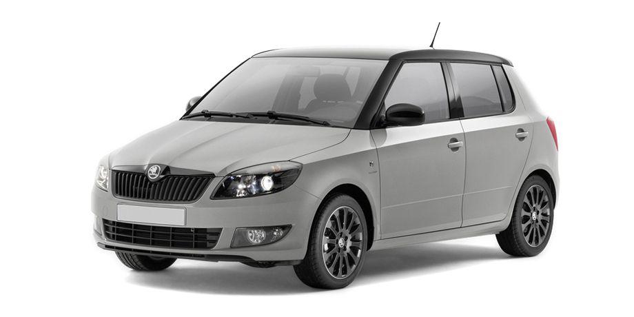 Škoda Fabia Automatic