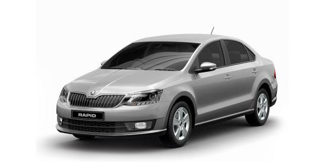 Škoda Rapid Manual