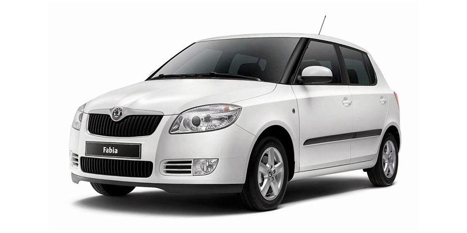 Škoda Fabia Manual