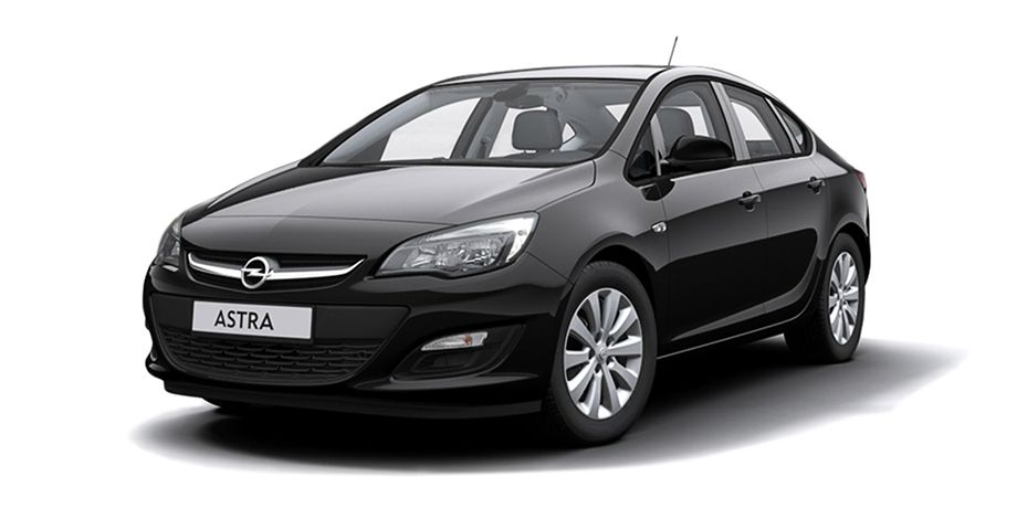 Opel Astra Automatic